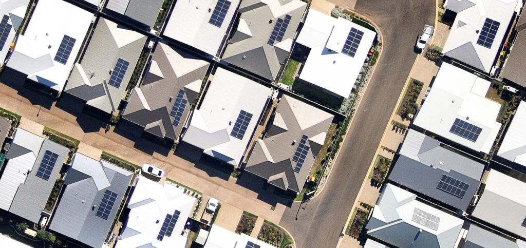 Solar power on rooftops
