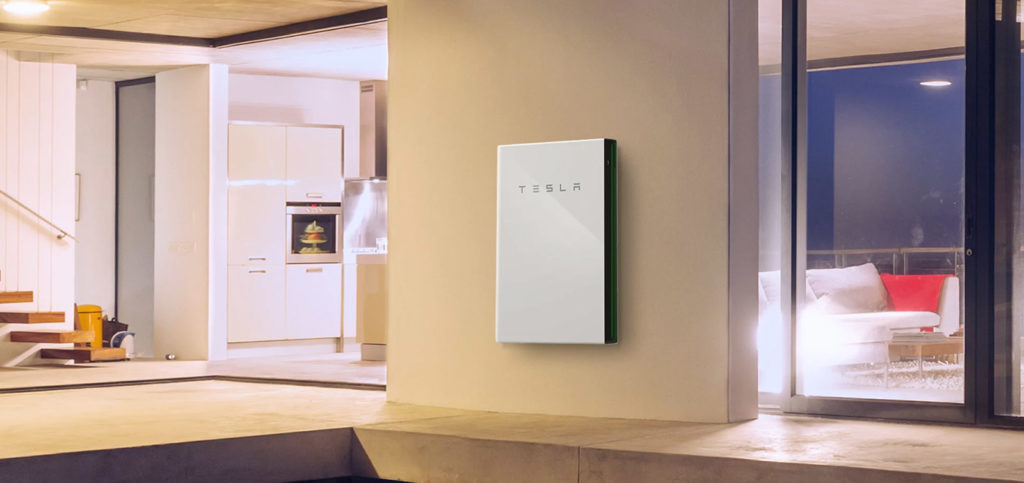 The Tesla Powerwall 2 is one of the better solar power battery storage solutions